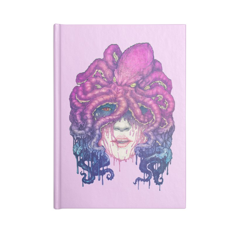 Dark Queen of The Deep Sea Accessories Notebook by villainmazk's Artist Shop