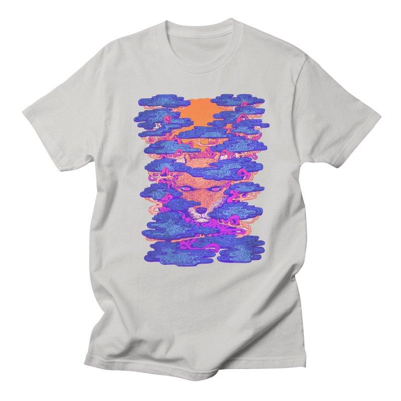 Fox in the Woods Women's Unisex T-Shirt by villainmazk's Artist Shop