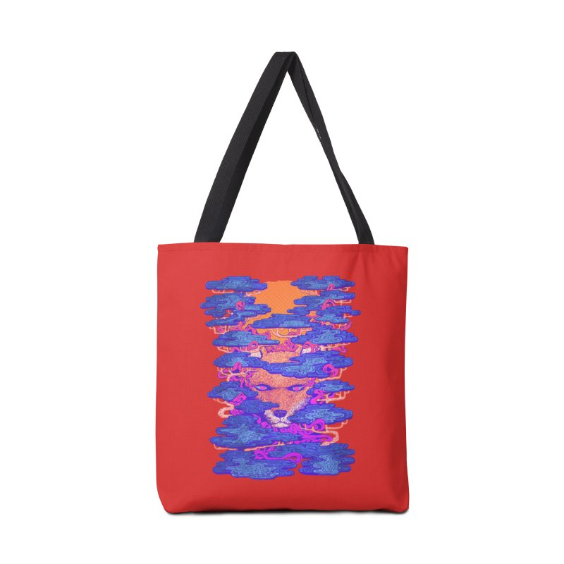 Fox in the Woods Accessories Bag by villainmazk's Artist Shop