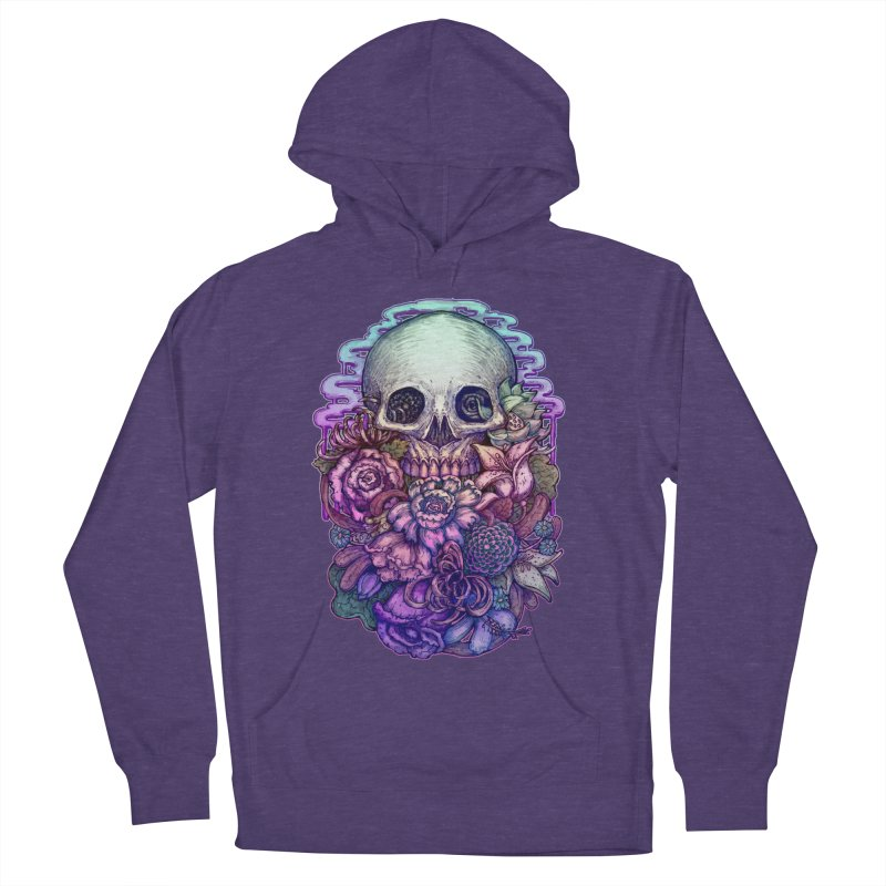 Dead and Dry flowers Women's Pullover Hoody by villainmazk's Artist Shop