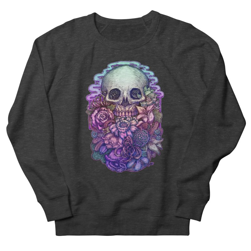 Dead and Dry flowers Men's Sweatshirt by villainmazk's Artist Shop