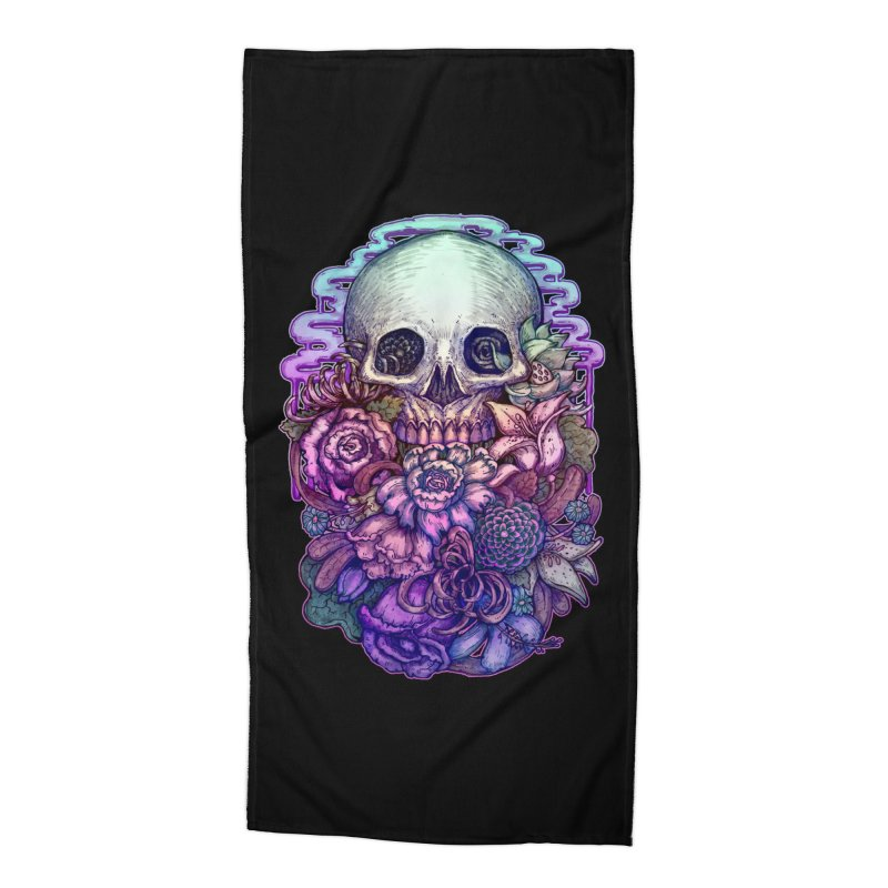 Dead and Dry flowers Accessories Beach Towel by villainmazk's Artist Shop