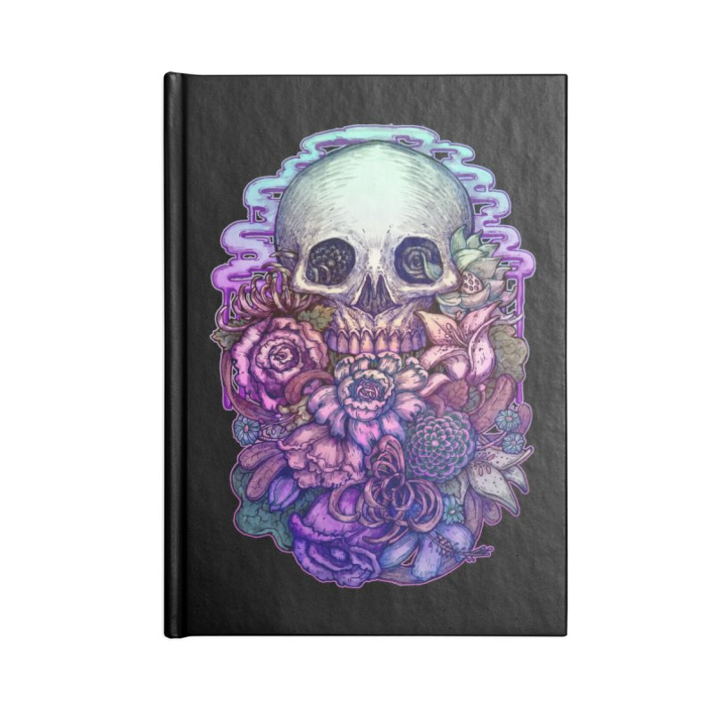 Dead and Dry flowers Accessories Notebook by villainmazk's Artist Shop