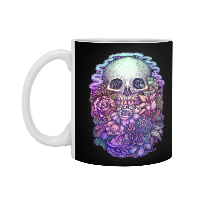 Dead and Dry flowers Accessories Mug by villainmazk's Artist Shop