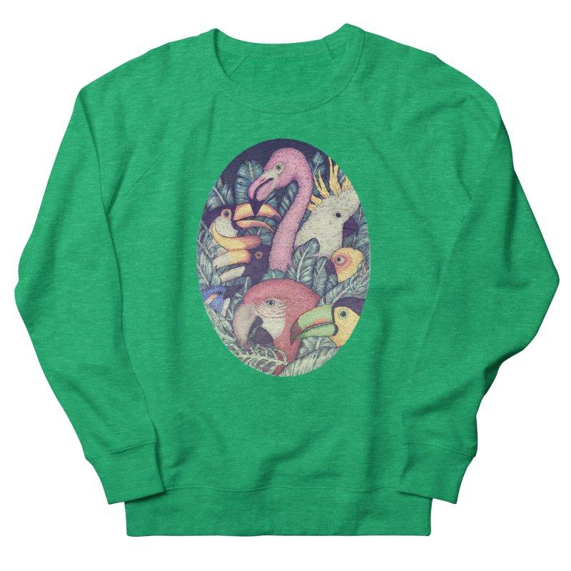 The Jungle Birds Men's Sweatshirt by villainmazk's Artist Shop