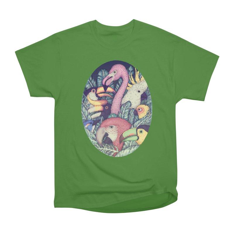 The Jungle Birds Men's Classic T-Shirt by villainmazk's Artist Shop