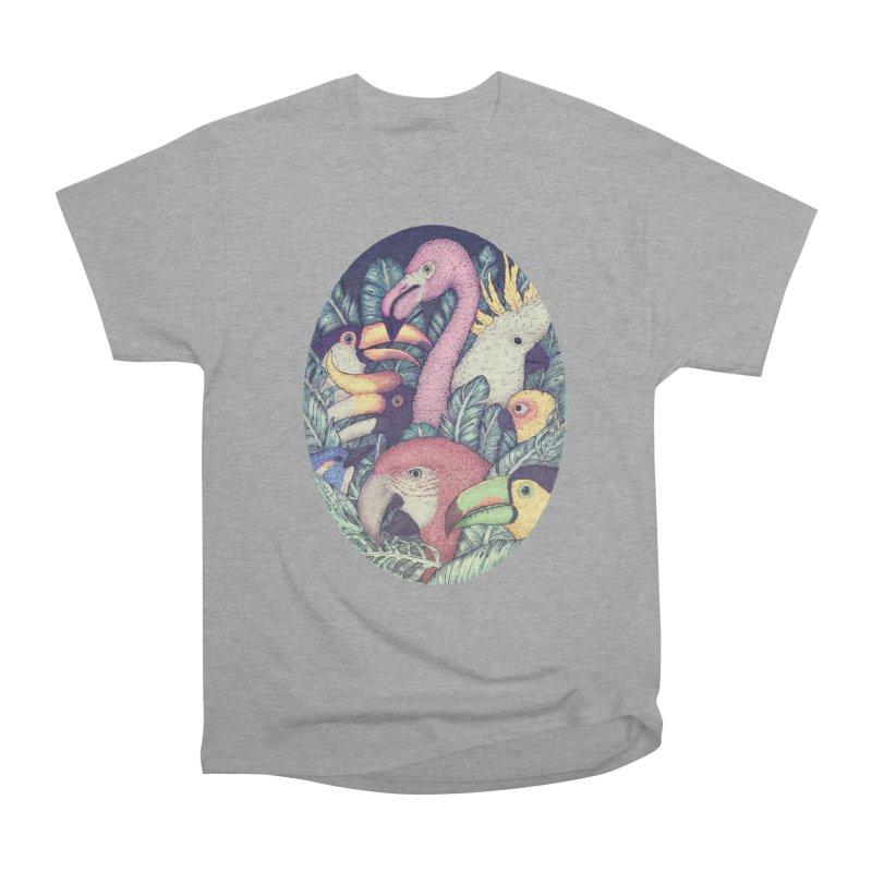 The Jungle Birds Women's Classic Unisex T-Shirt by villainmazk's Artist Shop