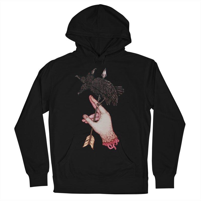 Three Times Unlucky Men's Pullover Hoody by villainmazk's Artist Shop