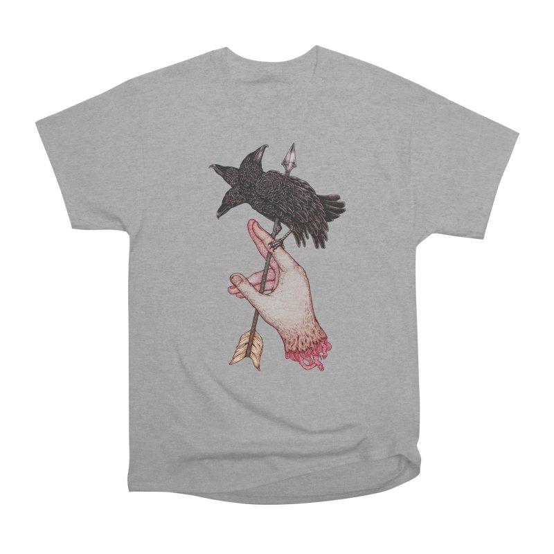 Three Times Unlucky Women's Classic Unisex T-Shirt by villainmazk's Artist Shop