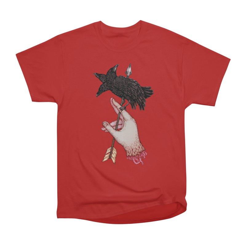 Three Times Unlucky Men's Classic T-Shirt by villainmazk's Artist Shop