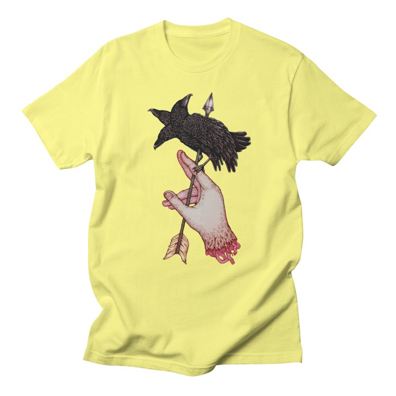 Three Times Unlucky Women's Unisex T-Shirt by villainmazk's Artist Shop