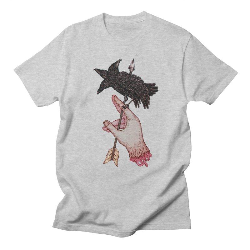 Three Times Unlucky Men's T-shirt by villainmazk's Artist Shop