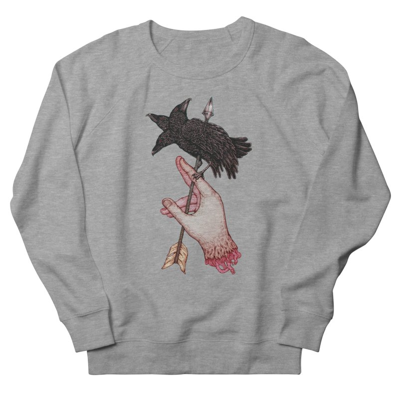 Three Times Unlucky Women's Sweatshirt by villainmazk's Artist Shop