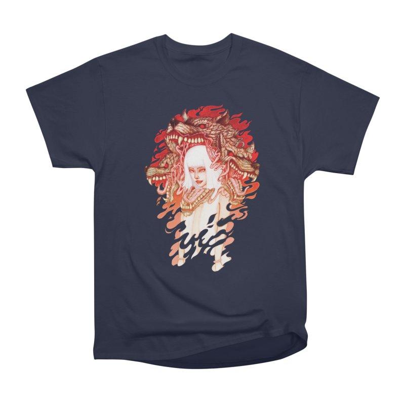 GUARDIAN OF THE HELL GATE Women's Classic Unisex T-Shirt by villainmazk's Artist Shop