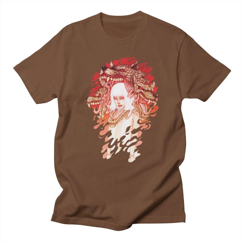 GUARDIAN OF THE HELL GATE Women's Unisex T-Shirt by villainmazk's Artist Shop