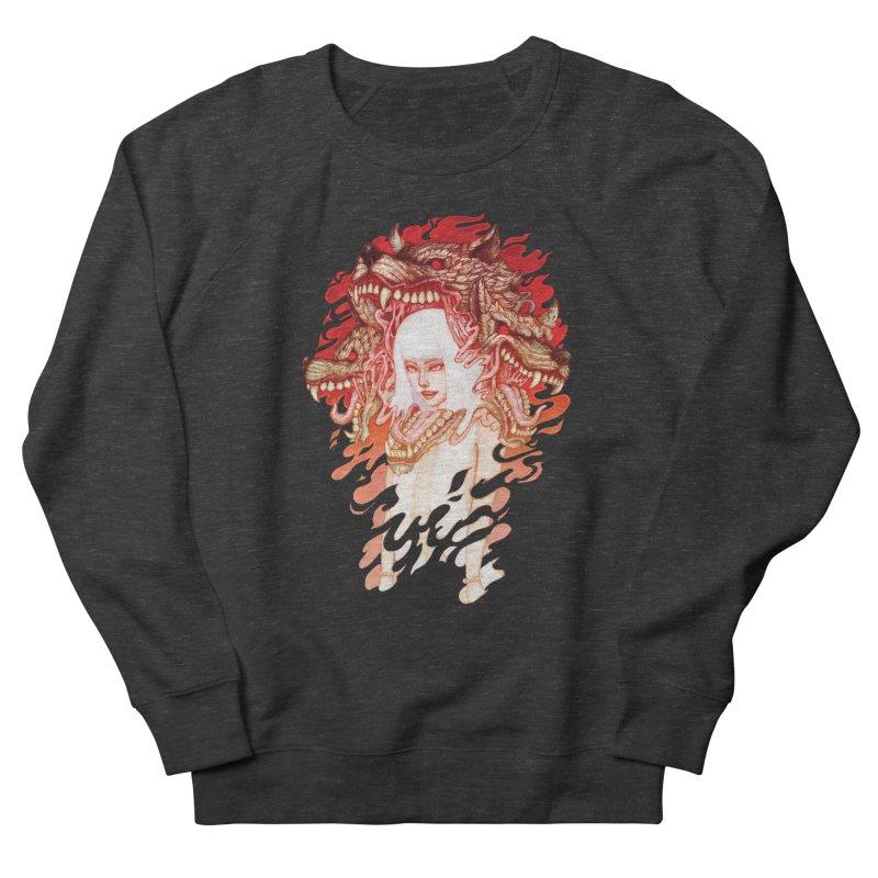 GUARDIAN OF THE HELL GATE Women's Sweatshirt by villainmazk's Artist Shop