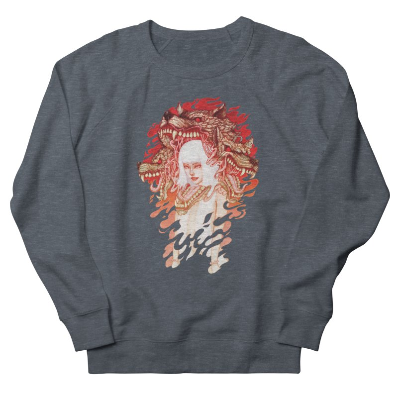 GUARDIAN OF THE HELL GATE Women's Sweatshirt by villainmazk's Artist Shop
