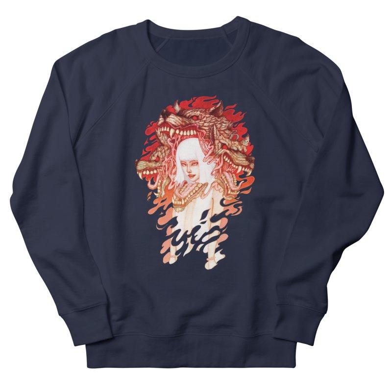 GUARDIAN OF THE HELL GATE Men's Sweatshirt by villainmazk's Artist Shop