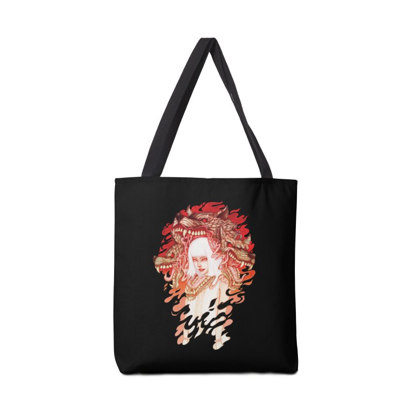 GUARDIAN OF THE HELL GATE Accessories Bag by villainmazk's Artist Shop