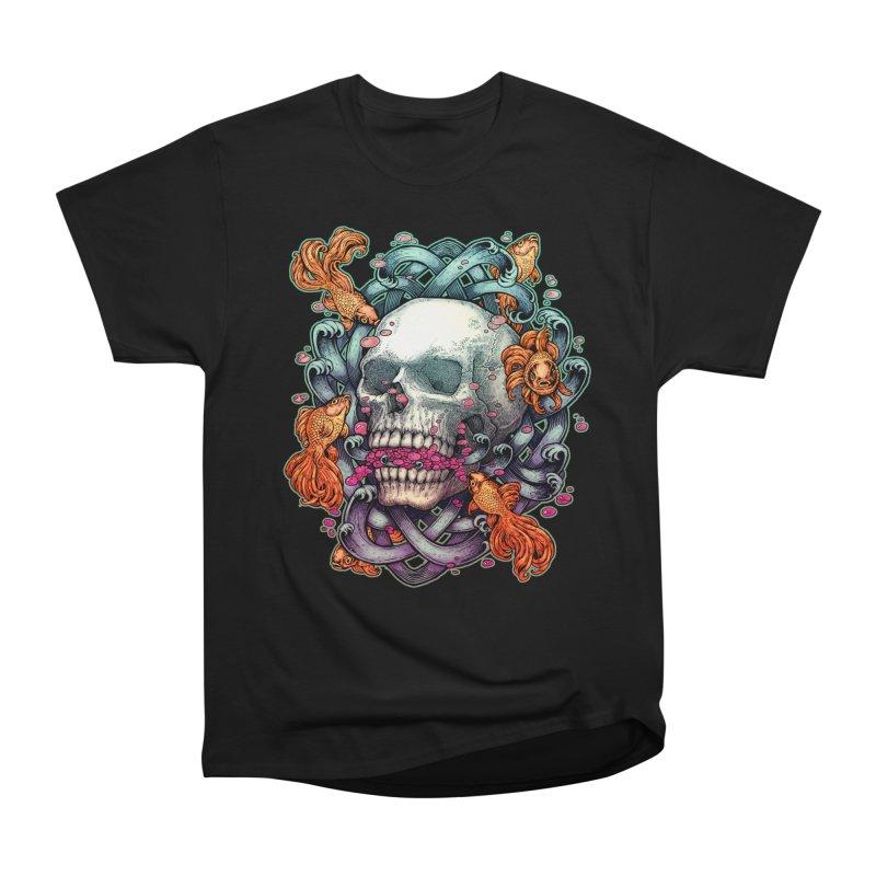 Short Term Dead Memory Women's Classic Unisex T-Shirt by villainmazk's Artist Shop