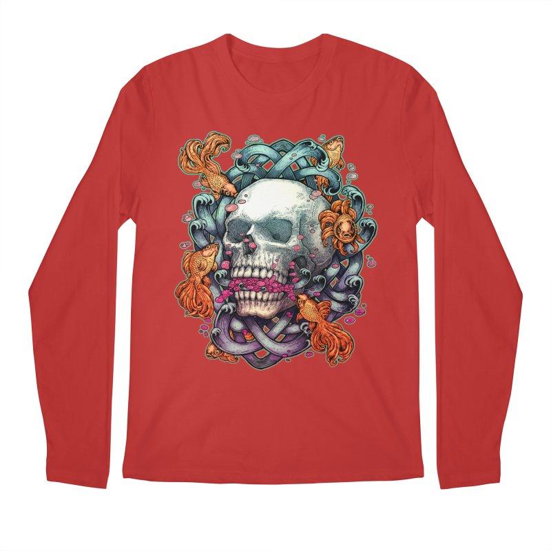 Short Term Dead Memory Men's Longsleeve T-Shirt by villainmazk's Artist Shop