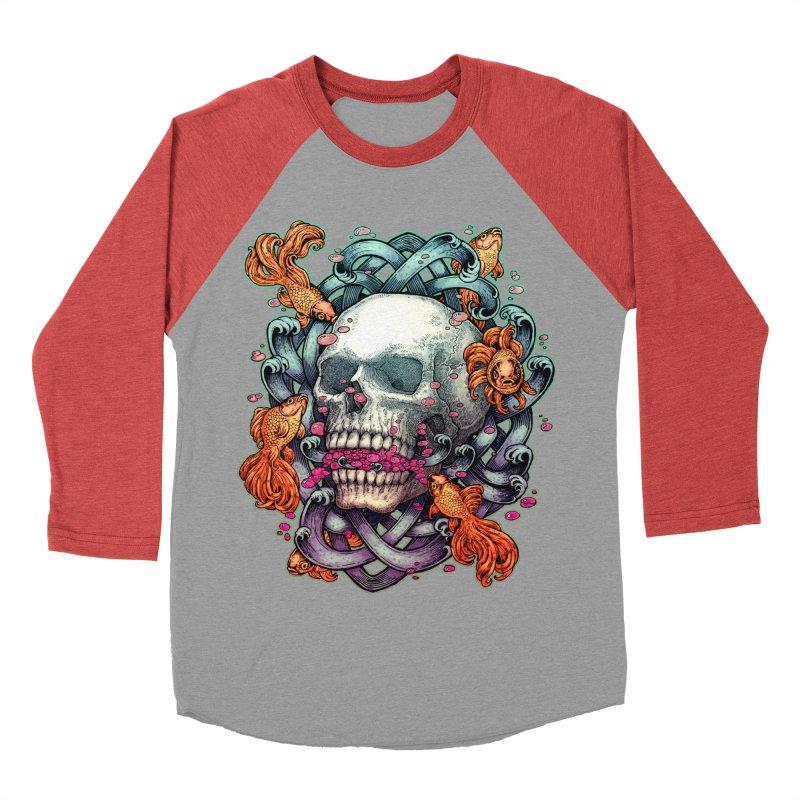 Short Term Dead Memory Women's Baseball Triblend T-Shirt by villainmazk's Artist Shop