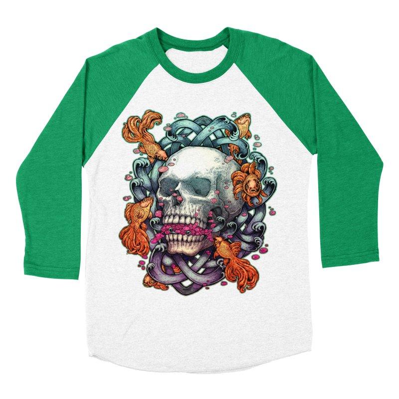 Short Term Dead Memory Men's Baseball Triblend T-Shirt by villainmazk's Artist Shop