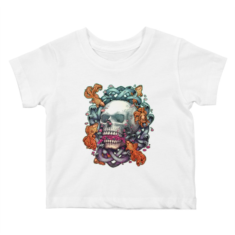 Short Term Dead Memory Kids Baby T-Shirt by villainmazk's Artist Shop