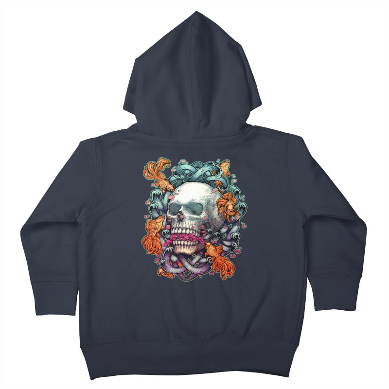 Short Term Dead Memory Kids Toddler Zip-Up Hoody by villainmazk's Artist Shop