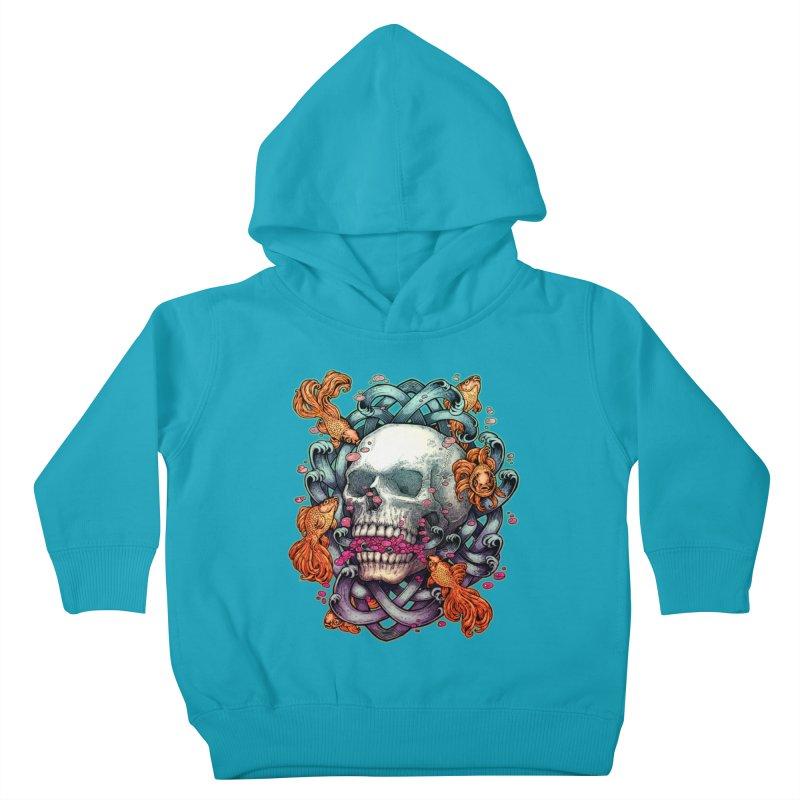 Short Term Dead Memory Kids Toddler Pullover Hoody by villainmazk's Artist Shop