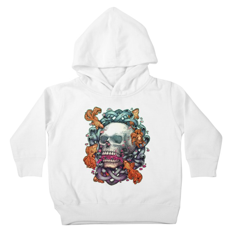 Short Term Dead Memory Kids Toddler Pullover Hoody by villainmazk's Artist Shop