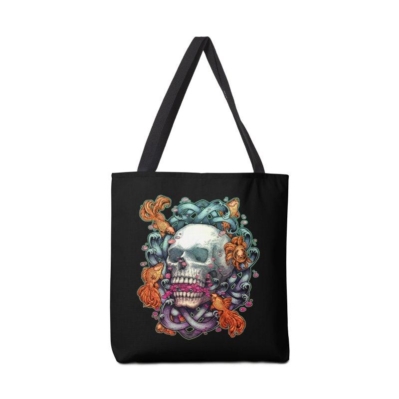 Short Term Dead Memory Accessories Bag by villainmazk's Artist Shop