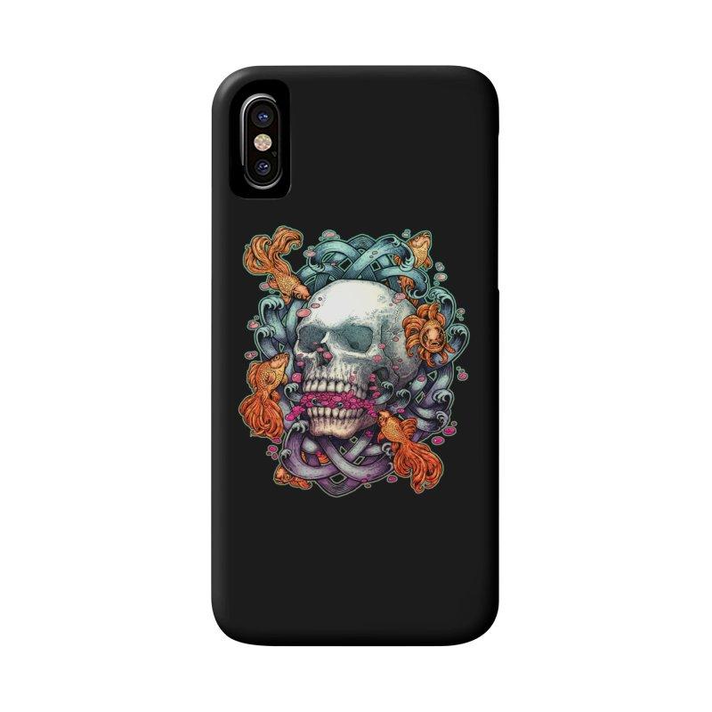 Short Term Dead Memory Accessories Phone Case by villainmazk's Artist Shop