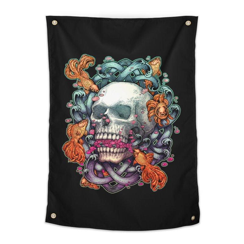 Short Term Dead Memory Home Tapestry by villainmazk's Artist Shop