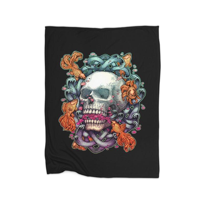 Short Term Dead Memory Home Blanket by villainmazk's Artist Shop
