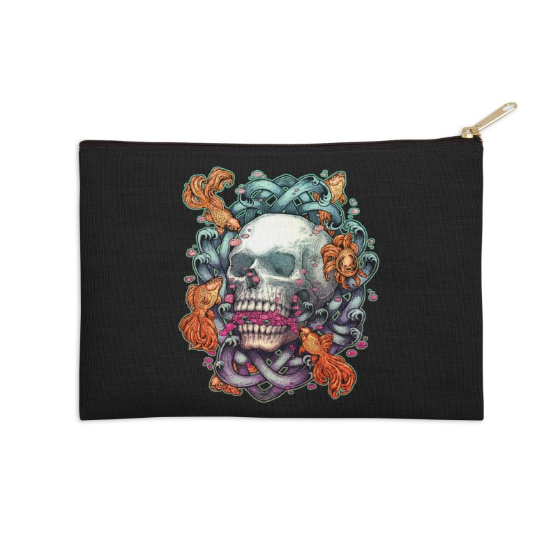 Short Term Dead Memory in Zip Pouch by villainmazk's Artist Shop