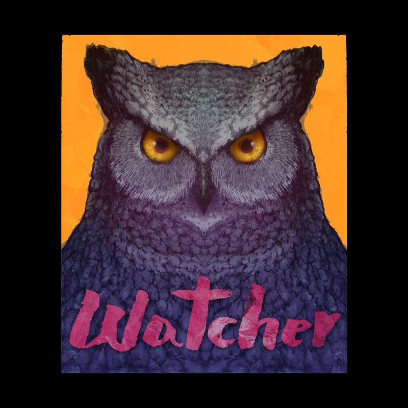 Owl Watcher by villainmazk's Artist Shop
