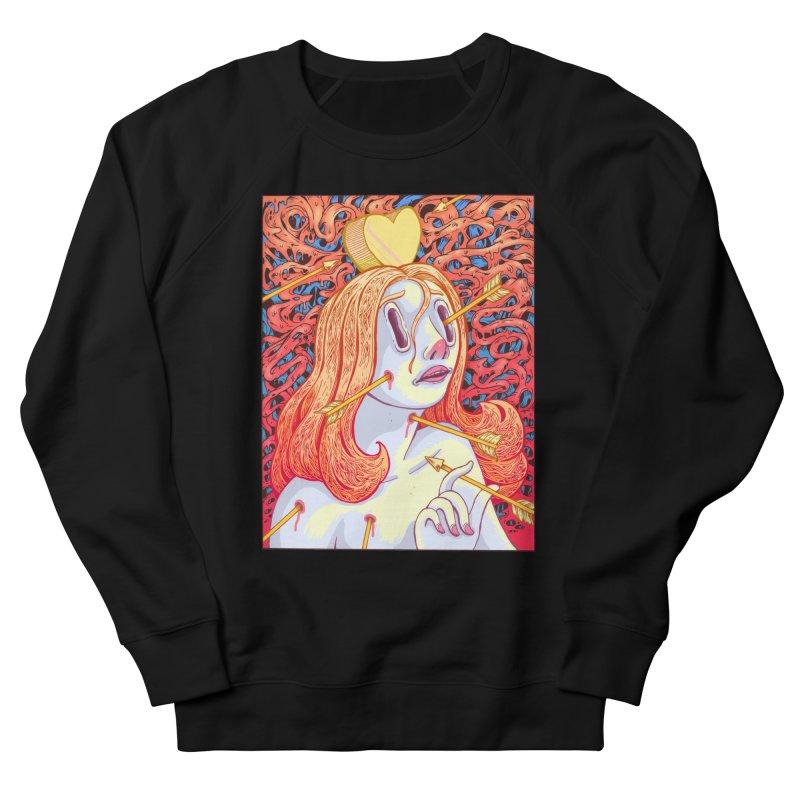 Heart Attack Women's Sweatshirt by villainmazk's Artist Shop