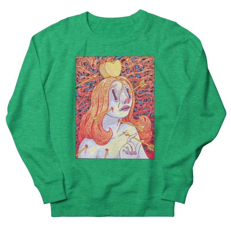 Heart Attack Men's Sweatshirt by villainmazk's Artist Shop