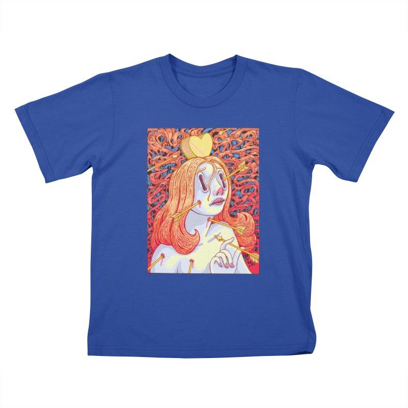 Heart Attack Kids T-Shirt by villainmazk's Artist Shop