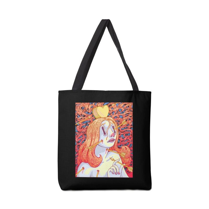 Heart Attack Accessories Bag by villainmazk's Artist Shop