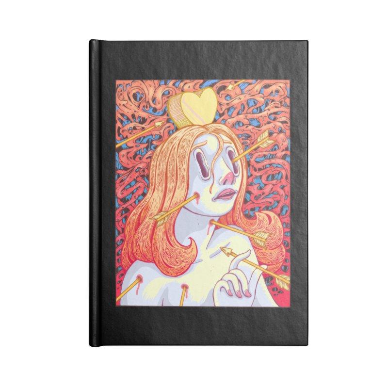 Heart Attack Accessories Notebook by villainmazk's Artist Shop