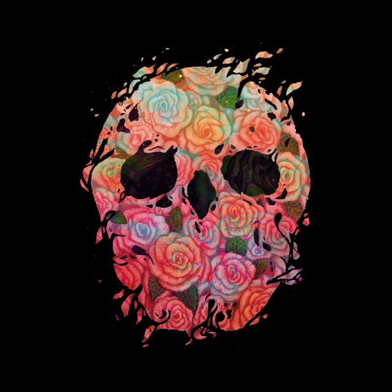 Skull Roses by villainmazk's Artist Shop