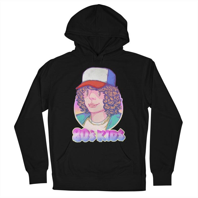 80's KIDS Women's Pullover Hoody by villainmazk's Artist Shop