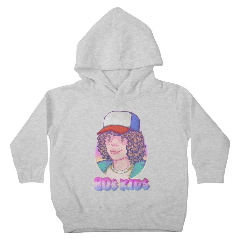 80's KIDS Kids Toddler Pullover Hoody by villainmazk's Artist Shop