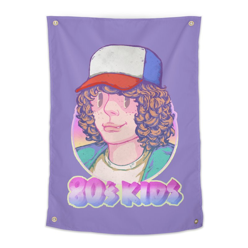 80's KIDS Home Tapestry by villainmazk's Artist Shop