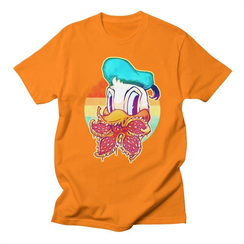 Upside down stranger Donald Women's Unisex T-Shirt by villainmazk's Artist Shop