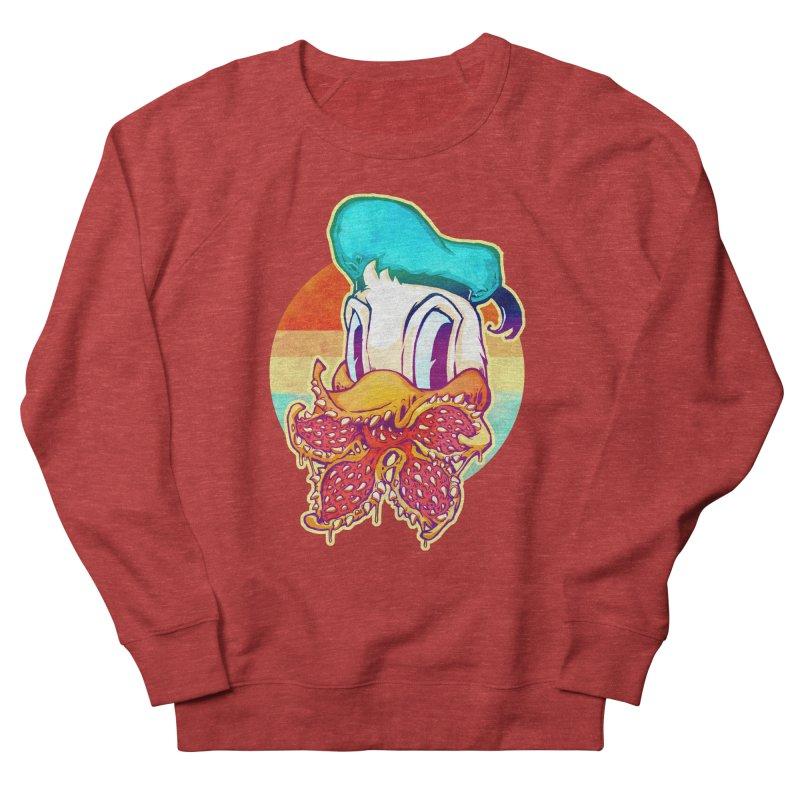 Upside down stranger Donald Men's Sweatshirt by villainmazk's Artist Shop