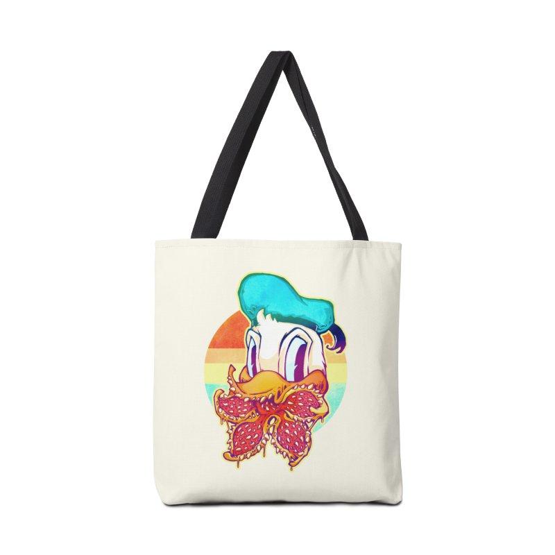 Upside down stranger Donald Accessories Tote Bag Bag by villainmazk's Artist Shop