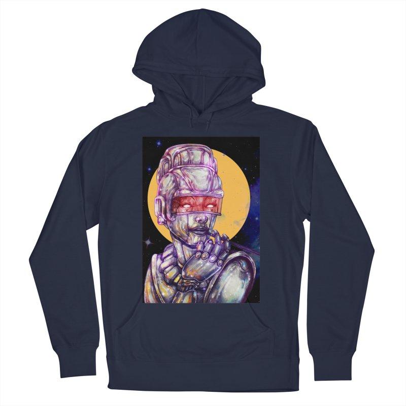 Iron Audrey Women's Pullover Hoody by villainmazk's Artist Shop